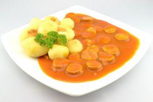 Geschn. Bockwurst