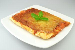 Pizza Geflügelsalami